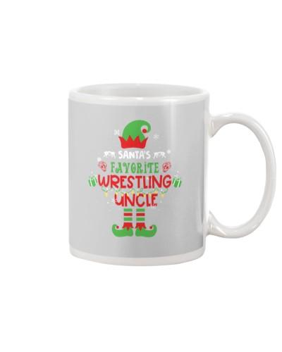 Santa's Favorite Wrestling Uncle