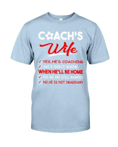 Soccer Coach's Wife