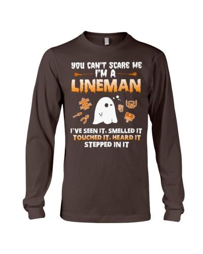 Lineman Halloween
