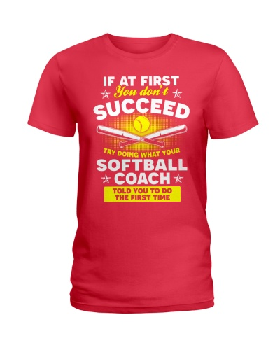 Softball Coach Succeed