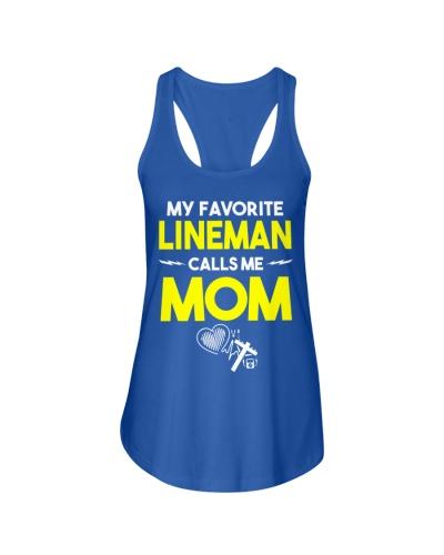 Favorite Lineman Calls Me mom