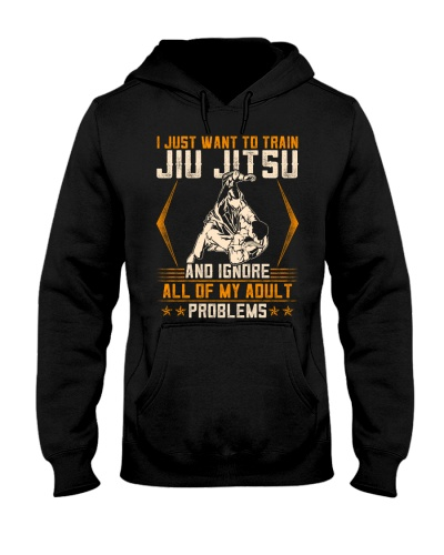 Jiu Jitsu All Problems