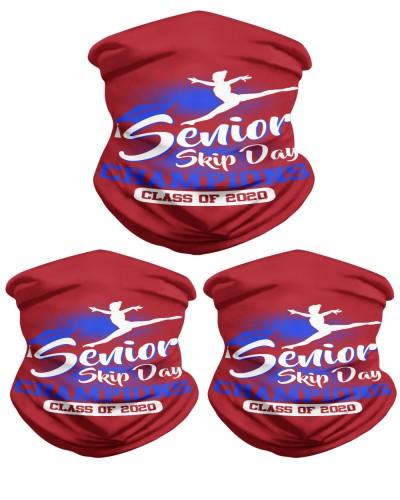 Gymnastics Senior 2020 Blue