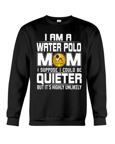 I Am A Water Polo Mom