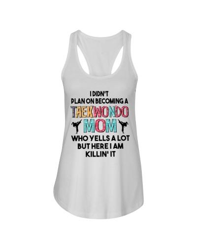I Didn't Plan Becoming A Taekwondo Mom