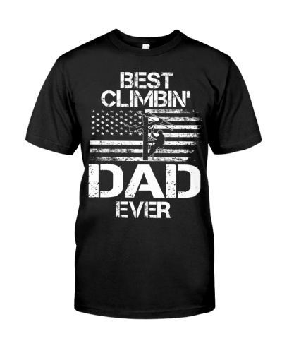 Best Climbin' Lineman Dad Ever