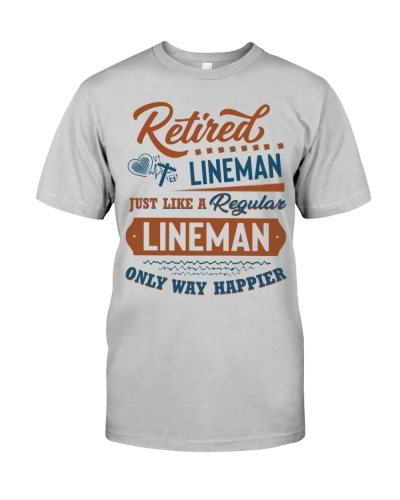 Retired Lineman