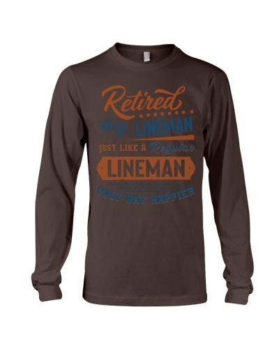 Retired Lineman