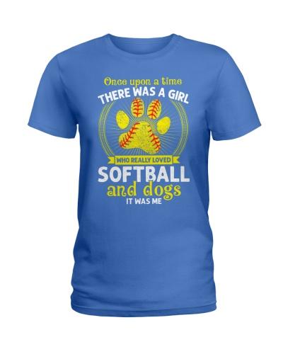 Softball And Dogs