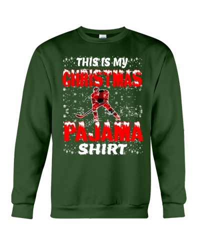 Hockey Christmas Pajama
