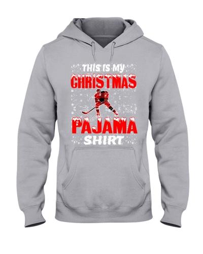 Hockey Christmas Pajama