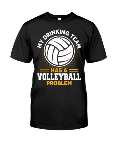My Team Has A Volleyball Problem