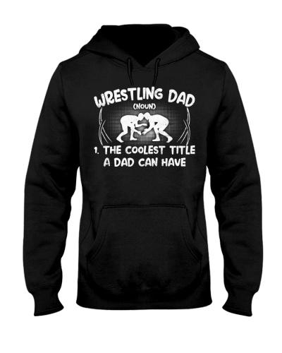 Wrestling Dad Definition