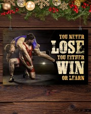 Wrestling You Never Lose Poster 17x11 Poster aos-poster-landscape-17x11-lifestyle-27