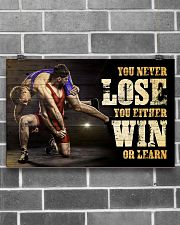 Wrestling You Never Lose Poster 17x11 Poster poster-landscape-17x11-lifestyle-18