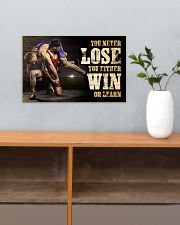 Wrestling You Never Lose Poster 17x11 Poster poster-landscape-17x11-lifestyle-24