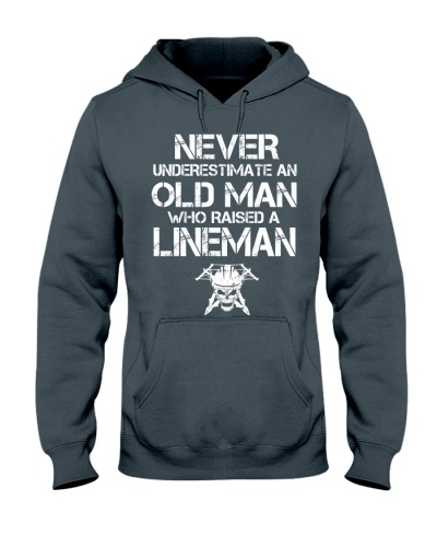 Old Man Who Raised A Lineman