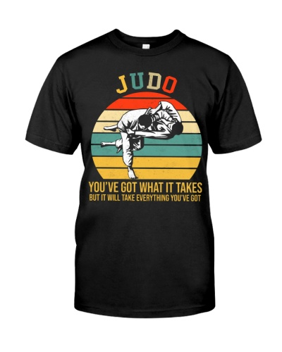 Judo Take Everything You've Got