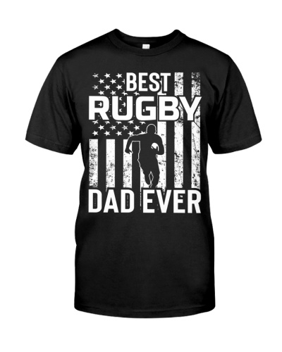Best Rugby Dad Ever Father's Day