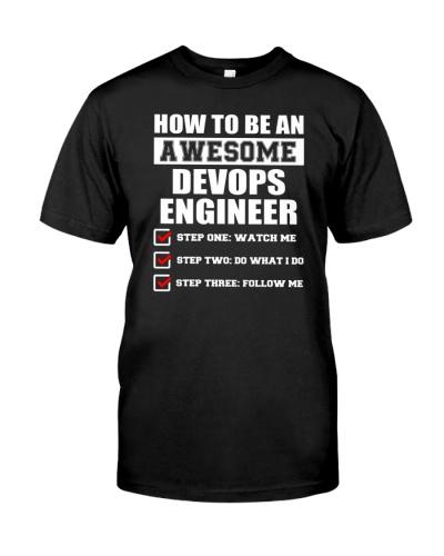 Awesome Devops Engineer