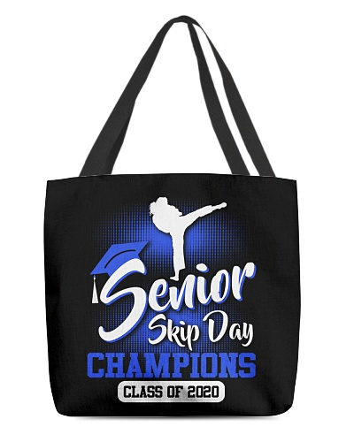 Taekwondo-senior 2020 Skip Day Blue