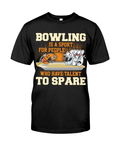 Bowling Is Sport