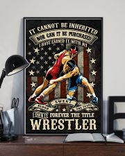 The Title Wrestler Poster 11x17 Poster lifestyle-poster-2