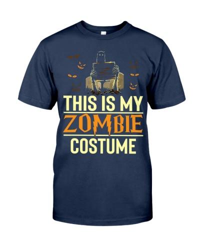 Zombie Costume Halloween