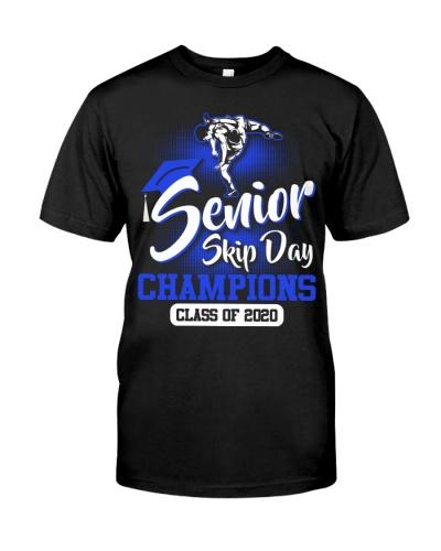 Wrestling-senior 2020 Skip Day Blue