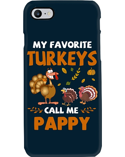 Thanksgiving Call Me Pappy