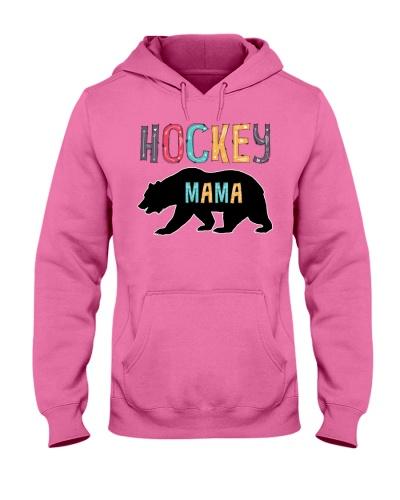 Hockey Mama Bear Hockey Mom