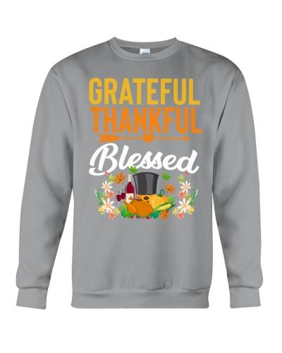 Thanksgiving Grateful Thankful Blessed
