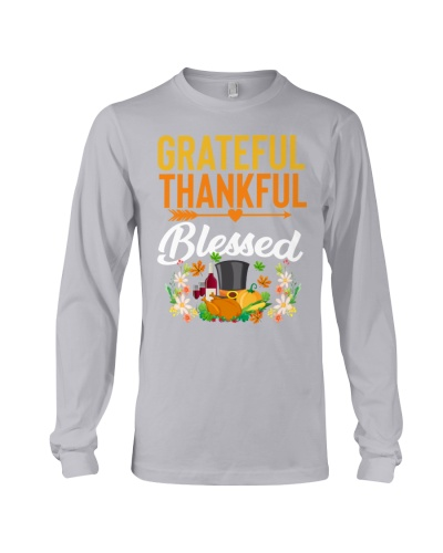 Thanksgiving Grateful Thankful Blessed