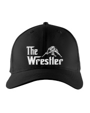 The Wrestler Wrestling Embroidered Hat front