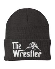 The Wrestler Wrestling Knit Beanie tile