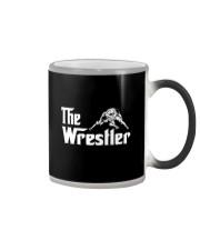 The Wrestler Wrestling Color Changing Mug tile