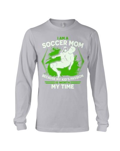 Soccer Mom Because My Kid