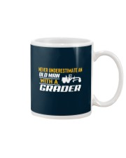 Old Man With A Grader Mug thumbnail