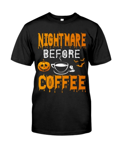 Nightmare Coffee Halloween