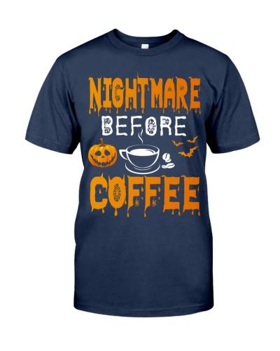 Nightmare Coffee Halloween