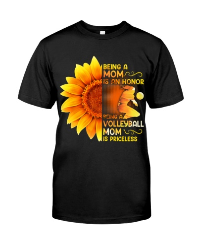Volleyball Mom Is Priceless