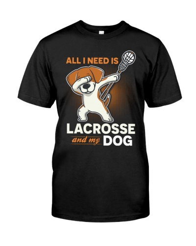 Lacrosse And My Dog