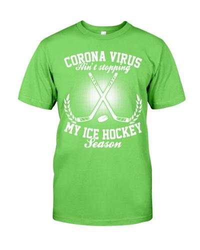 Corona Virus Aint Stopping My Ice Hockey Season