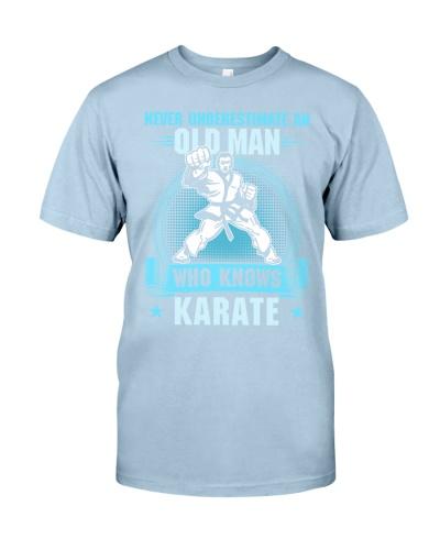 Old Man Karate
