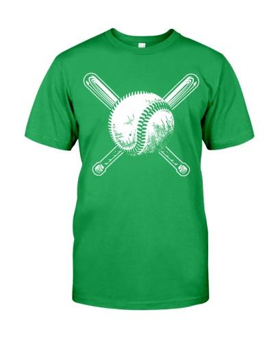 Irish American Flag Baseball Backside