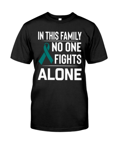 Ovarian Cancer No One Fights Alone