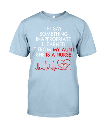 I Learned From Nurse Aunt