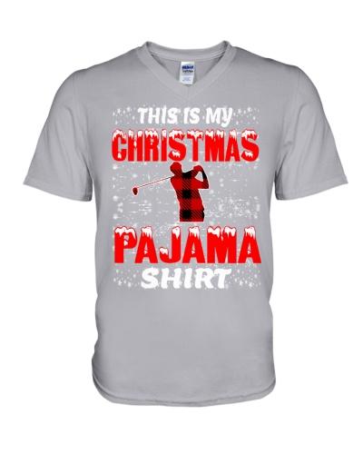 Golf Christmas Pajama