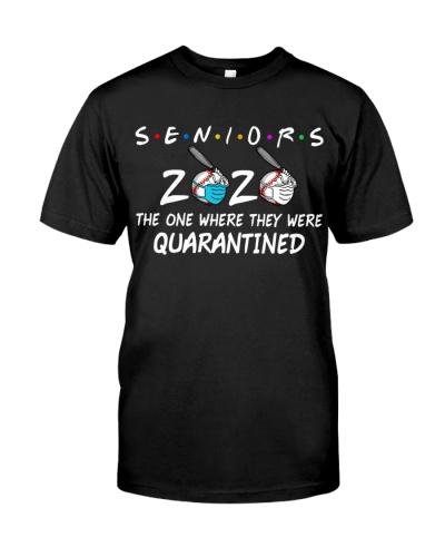 Baseball Seniors 2020