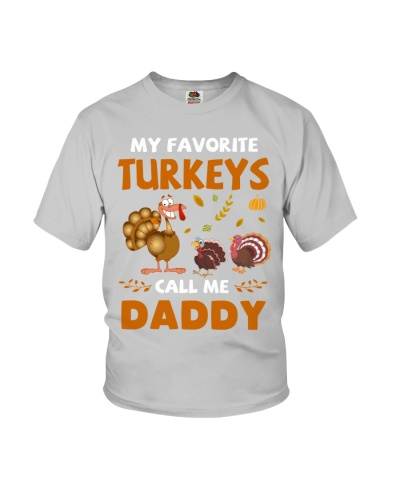 Thanksgiving Call Me Daddy